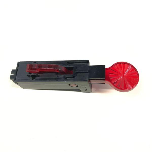 500-6075-02 Red Round Modular Target ( Insert 545-6075-02 )