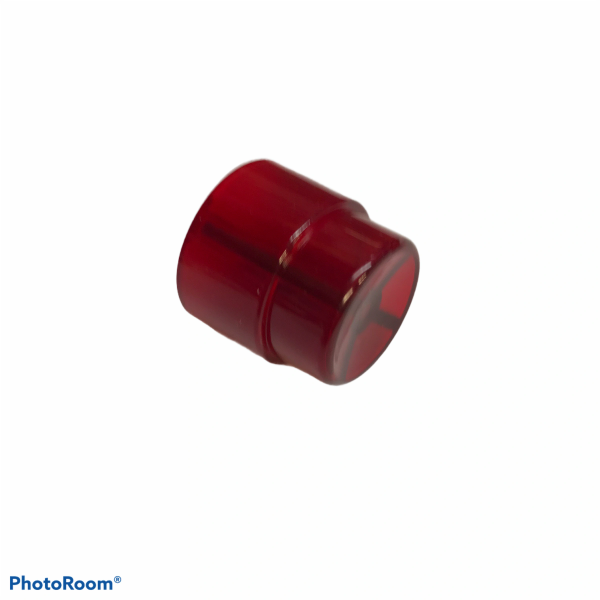 C-905RT Early Bally Flipper Button - Red Translucent