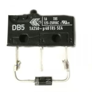 5647-12693-00 Small DB5 Microswitch without wireform with Diode