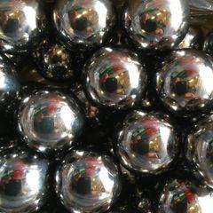 "1-1/16"" Chrome Steel Pinball - Box of 50 Save 10%"