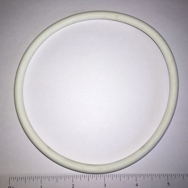 "White Rubber Ring 5-1/2"" - READ NOTES"