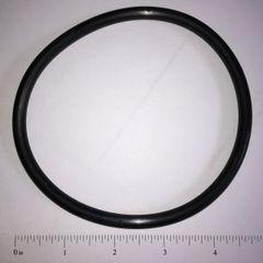 "Black Rubber Ring 4"""