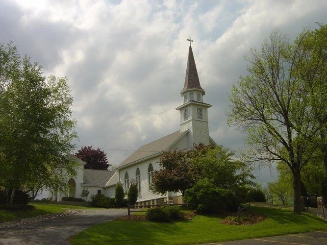 Little Country Church with a Big Global Heart