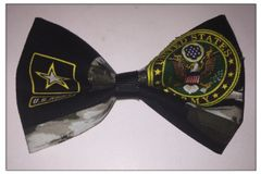 United States Army Bow Tie