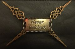 Never Look Back Bow Tie