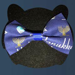 Hanukkah Bow Tie