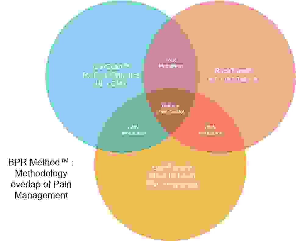 BPR Method™ - Methodology of Pain Management