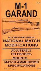 M1 GARAND NATIONAL MATCH MODIFICATION MANUAL