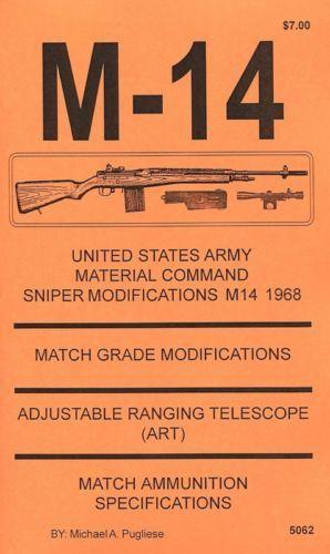 M-14 NATIONAL MATCH MODIFICATION MANUAL