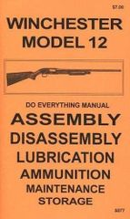 WINCHESTER MODEL 12 DO EVERYTHING MANUAL