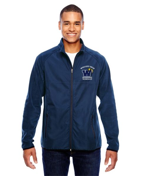Engineering Technology (CADD) Men's Microfleece Jacket