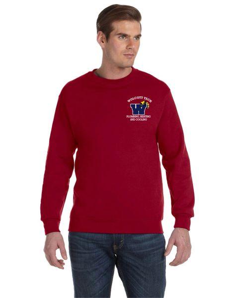 Plumbing Crewneck Sweatshirt