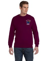 Precision Machining Crewneck Sweatshirt