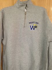 Wildcats Jerzees 1/4 Zip Sweatshirt