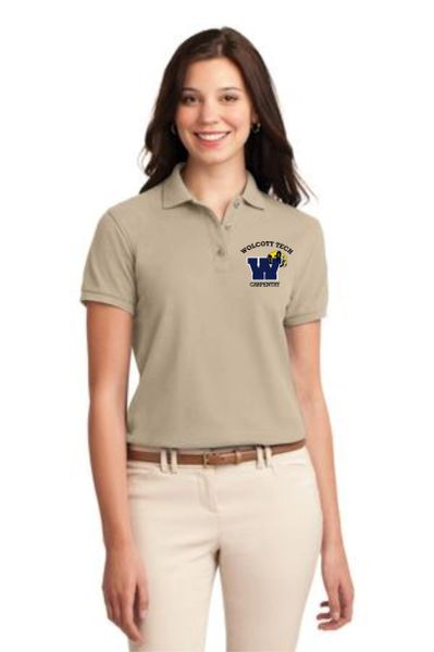 Carpentry Ladies Short Sleeve Polo