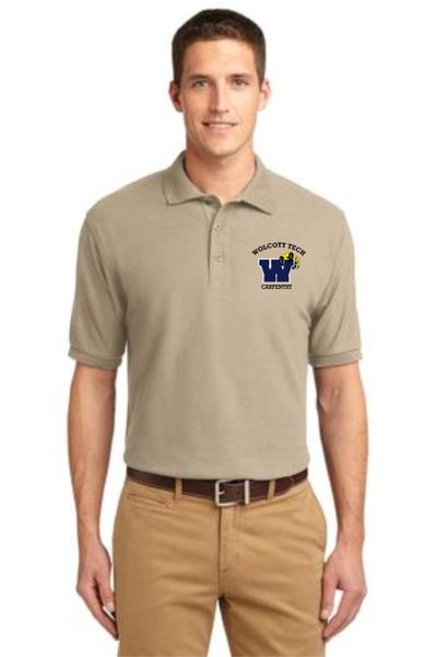 Carpentry Men's Short Sleeve Polo