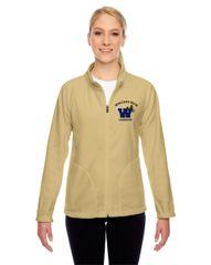 Carpentry Ladies Microfleece Jacket