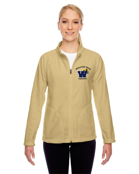 Carpentry Ladies Microfleece Jacket