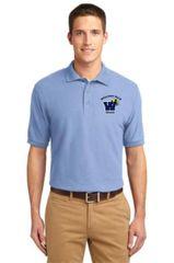 Electrical Men's Short Sleeve Polo