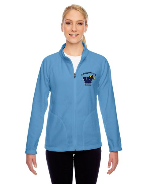 Electrical Ladies Microfleece Jacket