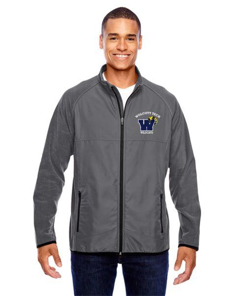 Wolcott Tech Men's Microfleece Jacket