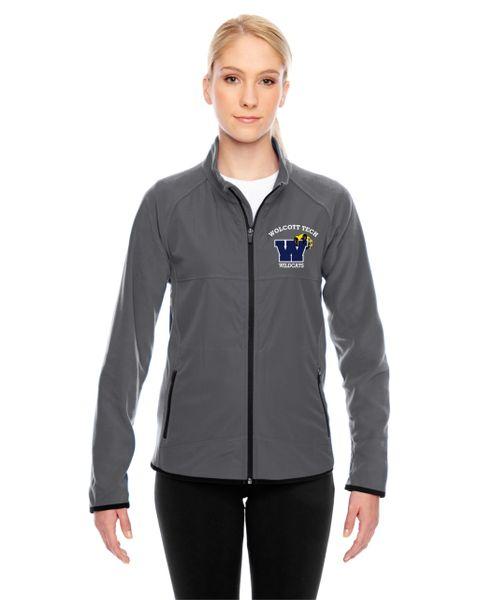 Wolcott Tech Ladies Microfleece Jacket