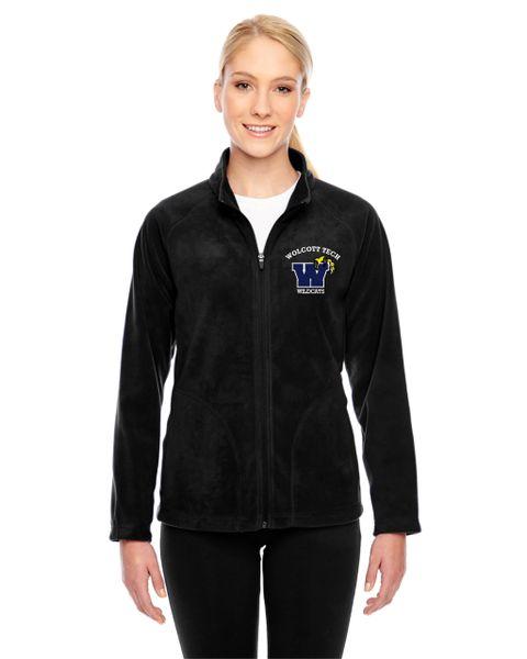 Wolcott Tech Ladies Fleece Jacket