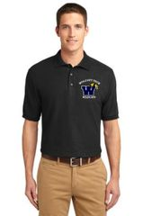 Men's Short Sleeve Academic Polo