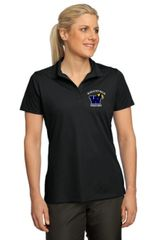 Ladies Short Sleeve Sport Wicking Polo