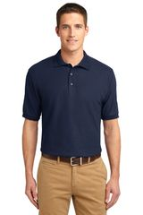 Men's TALL Short Sleeve Academic Polo