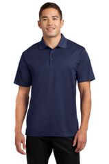 Men's TALL Short Sleeve Academic Wicking Polo