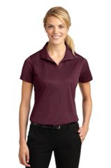Precision Machining Ladies Short Sleeve Wicking Polo