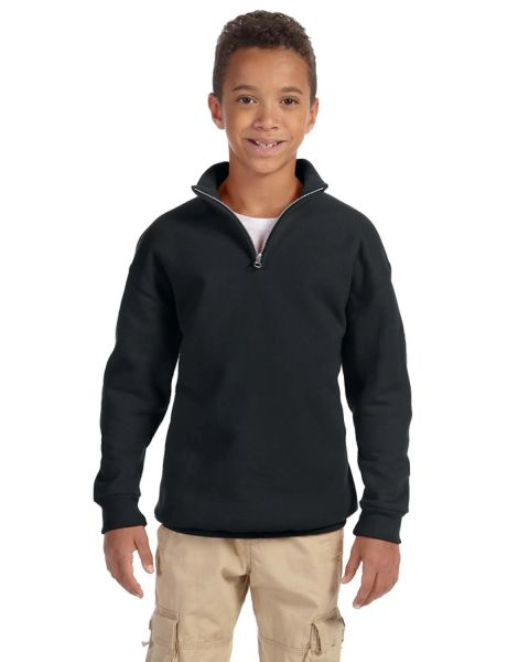 Youth 1/4 Zip Sweatshirt