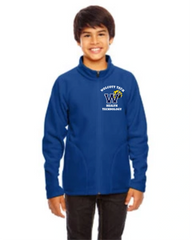 HEALTH TECH Team 365 Youth Campus Microfleece Jacket