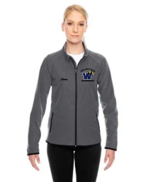 Hairdressing Ladies Microfleece Jacket