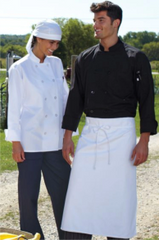 Culinary Classic Poplin Chef Coat