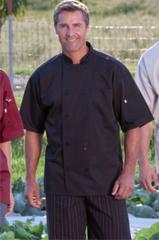 Culinary Short Sleeve Chef Coat