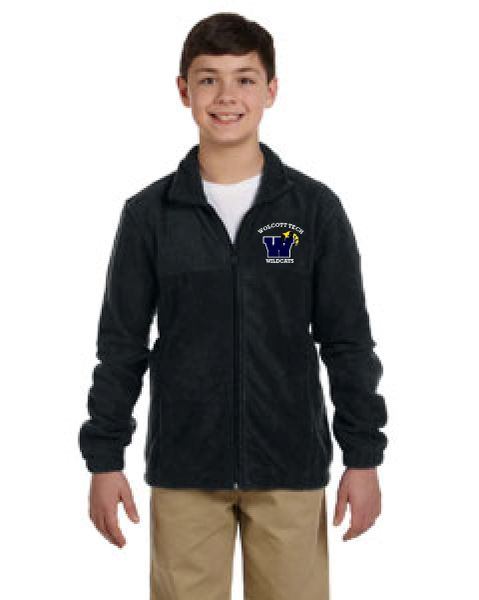 Youth Fleece Academic Jacket