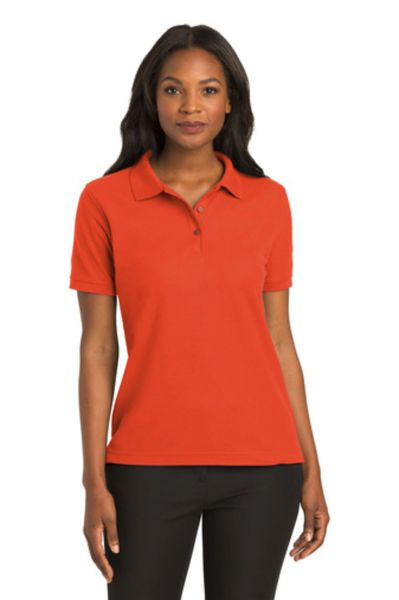 Electronics Ladies Short Sleeve Polo
