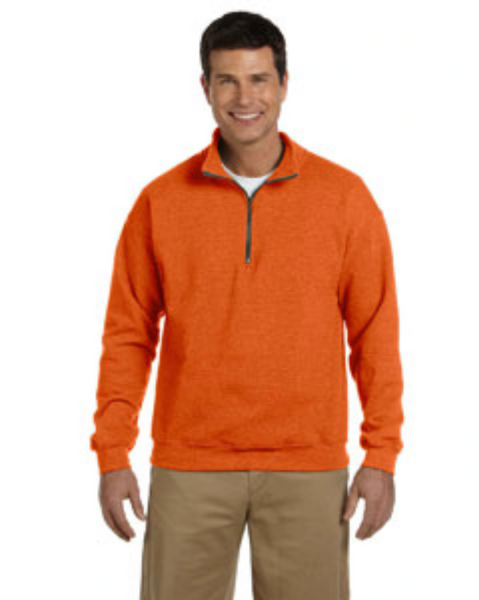 Electronics 1/4 Zip Sweatshirt