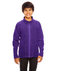 AUTOMOTIVE Team 365 Youth Campus Microfleece Jacket