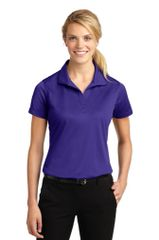 Automotive Ladies Short Sleeve Wicking Polo