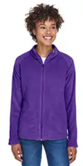 Automotive Team 365 Ladies' Campus Microfleece Jacket
