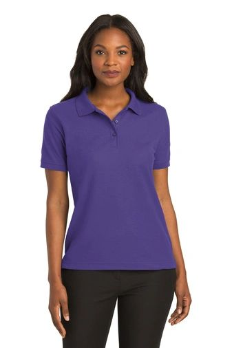 Automotive Ladies Short Sleeve Polo