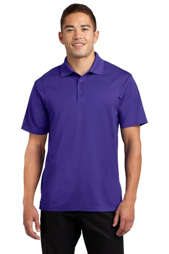AUTOMOTIVE Mens Sport Wick Polo