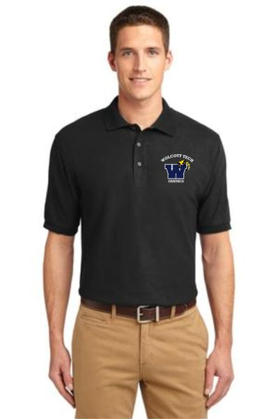 Graphics Men's Short Sleeve Polo