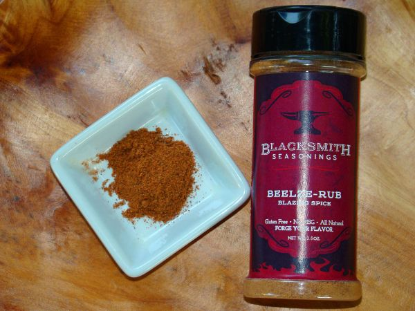 Beelze-Rub Blazing Spice (3.5 oz.)