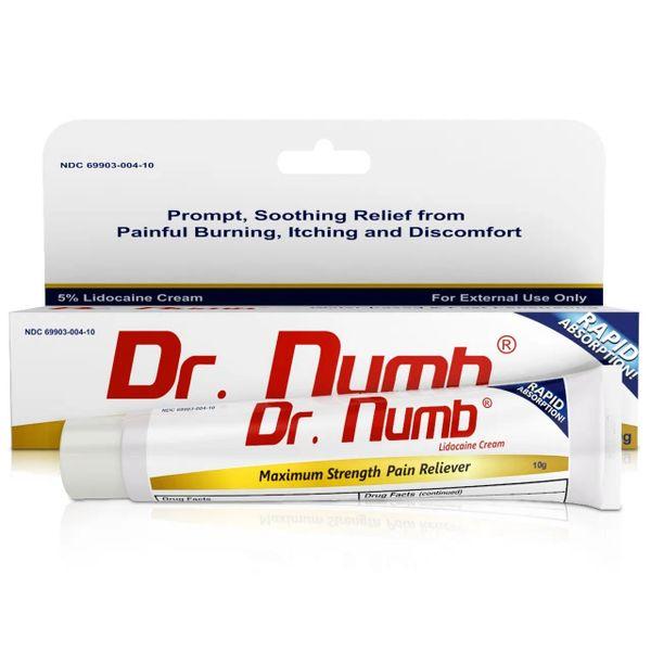 Dr Numb Numbing Cream 10 grams | Numb Expert - Specialised ...