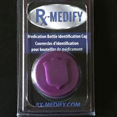 Purple Cap - Shield