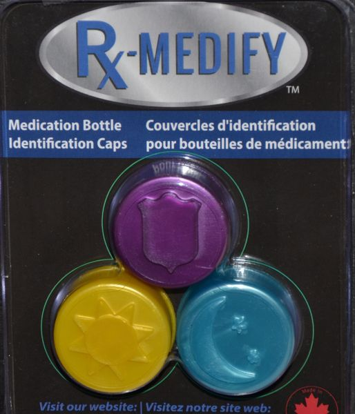3 Pack – Blue, Yellow, Purple
